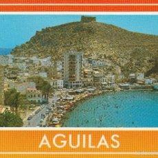 Postales: Nº 26580 POSTAL AGUILAS MURCIA PLAYA DE PONIENTE. Lote 61332555