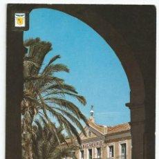 Postales: POSTAL BALNEARIO DE FORTUNA (MURCIA) - HOTEL BALNEARIO - FISA 1965. Lote 199969800