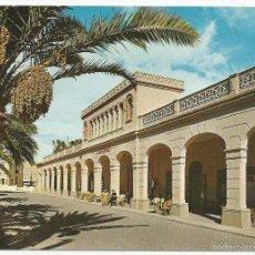 Postales: POSTAL BALNEARIO DE FORTUNA (MURCIA) - CASINO - FISA 1965. Lote 61360631