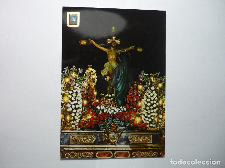POSTAL CARTAGENA -SEMANA SANTA SANTA AGONIA (Postales - España - Murcia Moderna (desde 1.940))