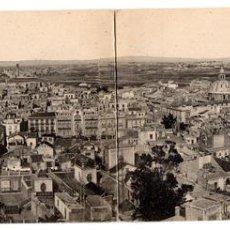 Postales: PS6915 CARTAGENA 'VISTA PANORÁMICA DE LA CIUDAD'. DOBLE. J. CASAU. CIRCULADA. 1923. Lote 61971956