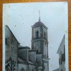 Postales: ARCHENA PLAZA DE LA IGLESIA EDICION MIGUEL ABAD MURCIA. Lote 62769080