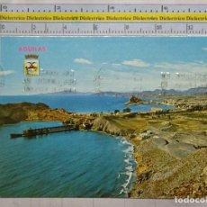 Cartes Postales: POSTAL DE MURCIA. AÑO 1986. ÁGUILAS, PANORÁMICA. 446. Lote 64325015