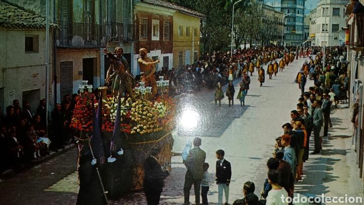JUMILLA ( MURCIA) POSTAL EDICIONES LENCINA N°9 . SERIE 89 (Postales - España - Murcia Moderna (desde 1.940))