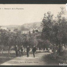 Postales: MURCIA - 7 - SANTUARIO DE LA FUENSANTA - ED. SUCRS. DE NOGUES - VER REVERSO -(ZG- 45.112). Lote 64683215