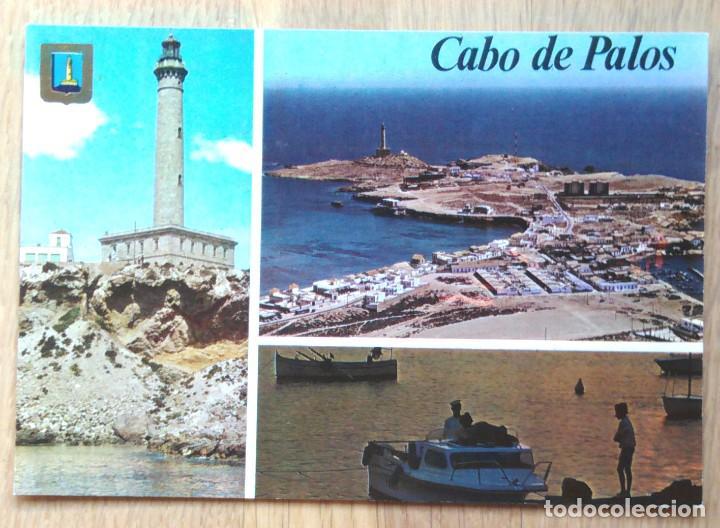 CABO DE PALOS - FARO (Postales - España - Murcia Moderna (desde 1.940))