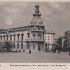 Postales - CARTAGENA (MURCIA) - PLAZA DEL AYUNTAMIENTO - 65842642