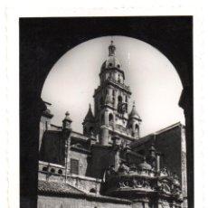 Postales: PS7052 MURCIA 'CAPILLA DEL JUNTERÓN Y TORRE DE LA CATEDRAL'. ED. ARRIBAS. CIRCULADA. 1956. Lote 66826542