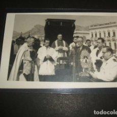 Postales: CARTAGENA MURCIA CORONACION CANONICA VIRGEN DE LA CARIDAD POSTAL FOTOGRAFICA MARTINEZ BLAYA FOTOGRAF. Lote 67322369