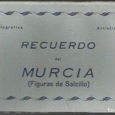 Postales: MURCIA - LIBRITO DE 10 POSTALES (FIGURAS DE SALZILLO) - ED. ARRIBAS. Lote 67477165