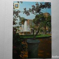 Postales: POSTAL CARTAGENA PL.ESPAÑA-FUENTE. Lote 72027731