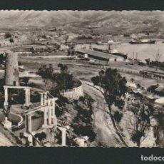Postales: CARTAGENA.PARQUE TORRES Y BARRIO DE SANTA LUCÍA.Nº 78.FOTO CASAÚ.POSTAL CIRCULADA.. Lote 72815879