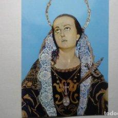 Postales: POSTAL AGUILAS PATRONA VIRGEN DE LOS DOLORES. Lote 73337799