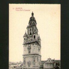 Cartes Postales: MURCIA TORRE DE LA CATEDRAL - EDICIÓN THOMAS - POSTAL. Lote 73792179