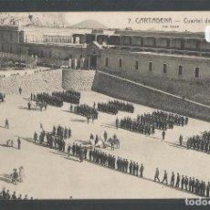 Postales: CARTAGENA - CUARTEL DEL 70 - P19032. Lote 74464511
