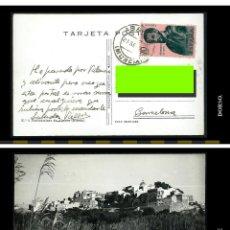 Cartes Postales: MURCIA. PANORAMICAS DE ABARÁN. PAPELERIA TEMPLADO. FOTO MARTINEZ.. Lote 75202027