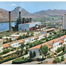 Postales: CARTAGENA, 11, ESCOMBRERAS. CENTRAL TÉRMICA. GARCÍA GARABELLA, CIRCULADA. Lote 75890795
