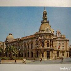 Postales: POSTAL MURCIA - CARTAGENA - EL AYUNTAMIENTO - 1964 - GARCIA GARRABELLA 6 - SIN CIRCULAR. Lote 76530891
