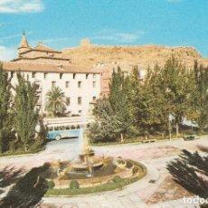 Postales: Nº 30415 POSTAL LORCA MURCIA PLAZA DE COLON Y CASTILLO. Lote 76872595