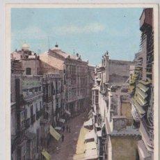 Postales: CARTAGENA (MURCIA) - CALLE MAYOR. Lote 78294437