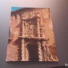 Postales: POSTAL DE LORCA - CASA DE LAS COLUMNAS - NO ESCRITA NI CIRCULADA. Lote 81193756