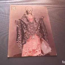 Postales: POSTAL DE MURCIA - MUSEO DE SALZILLO . LA DOLOROSA - NO ESCRITA NI CIRCULADA. Lote 81194124