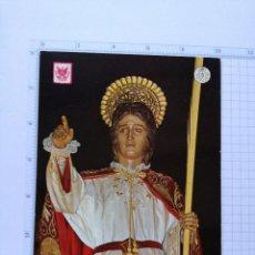 Postales: POSTAL - MURCIA - SEMANA SANTA CARTAGENA - JESUS NAZARENO - 1970. Lote 85548916