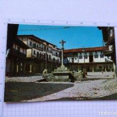 Postales: POSTAL - MURCIA - Nº 21 - LA ALBERCA, LA PLAZA - EDICIONES STVDIO 1965. Lote 85551996