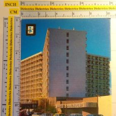 Postales: POSTAL DE MURCIA. AÑO 1979. LA MANGA DEL MAR MENOR, HOTEL DOBLEMAR CASINO. RENAULT 5. CITROEN. 603. Lote 86346996