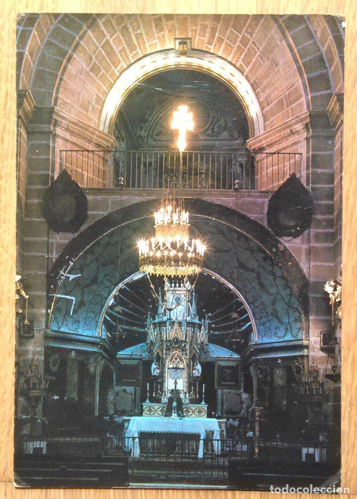 CARAVACA DE LA CRUZ - ALTAR MAYOR DEL CASTILLO (Postales - España - Murcia Moderna (desde 1.940))