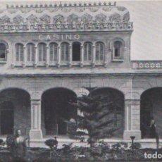 Postales: FORTUNA (MURCIA) - BALNEARIO - ENTRADA AL GRAN CASINO. Lote 87190812