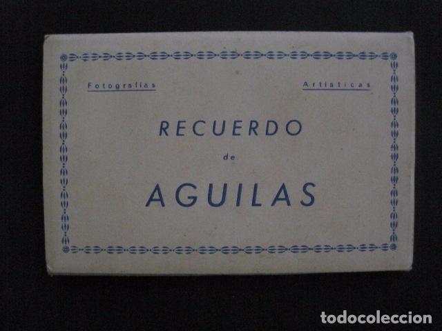 RECUERDO DE AGUILAS - MURCIA - BLOCK 10 POSTALES - VER FOTOS -(4.179) (Postales - España - Murcia Antigua (hasta 1.939))