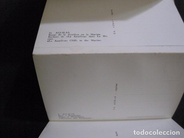 Postales: RECUERDO DE AGUILAS - MURCIA - BLOCK 10 POSTALES - VER FOTOS -(4.179) - Foto 17 - 87544260