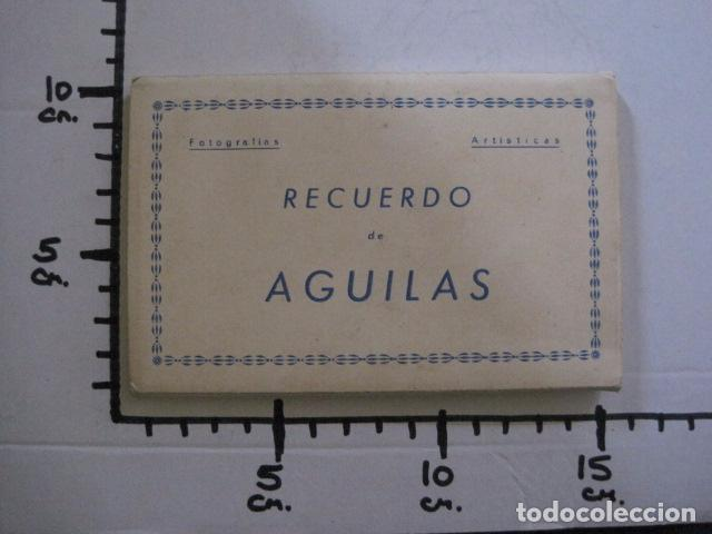 Postales: RECUERDO DE AGUILAS - MURCIA - BLOCK 10 POSTALES - VER FOTOS -(4.179) - Foto 20 - 87544260