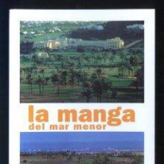 Postales: LA MANGA DEL MAR MENOR. *CAMPO DE GOLF* ED. GALINDO Nº 1. ESCRITA.. Lote 88810748