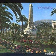 Postales: CARTAGENA. *MONUMENTO...* ED. ARRIBAS Nº 49. NUEVA.. Lote 88995600