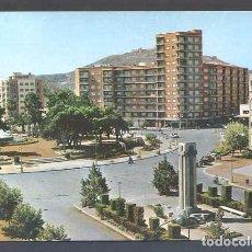 Postales: CARTAGENA. *PLAZA DE ESPAÑA* ED. G. GARRABELLA-SRC Nº 15. CIRCULADA 1965.. Lote 88997788