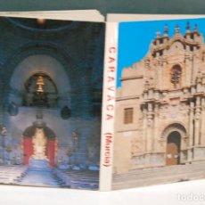 Postales: SANTUARIO DE LA SANTA CRUZ, CARAVACA. 12 POSTALES 10'50X8 CM. Lote 89898748