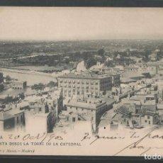 Postales: MÚRCIA - VISTA DESDE LA TORRE DE LA CATEDRAL - P22318. Lote 94038485