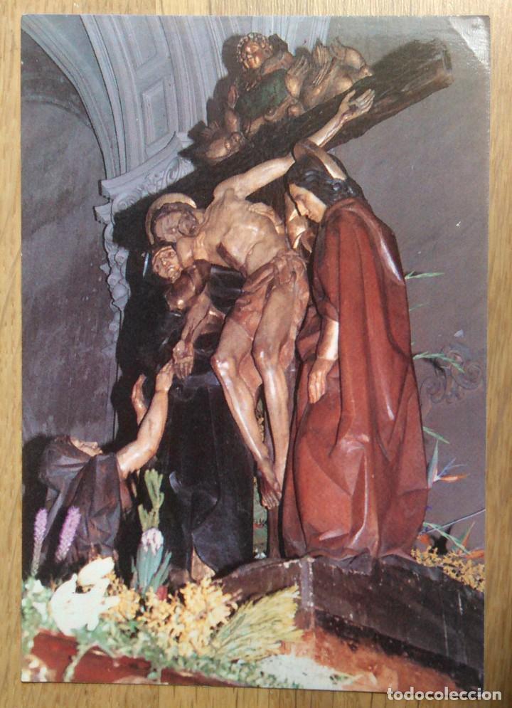 CARTAGENA - SEMANA SANTA - DESCENDIMIENTO DE CRISTO (MARRAJOS) (Postales - España - Murcia Moderna (desde 1.940))