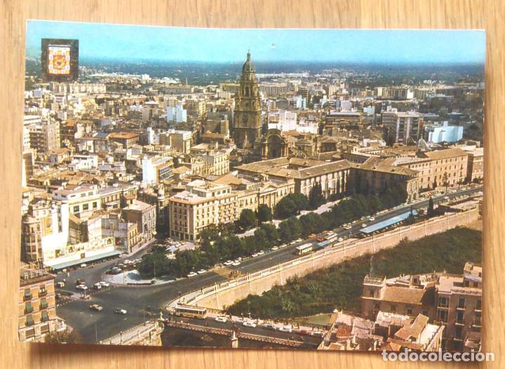 MURCIA - VISTA AEREA (Postales - España - Murcia Moderna (desde 1.940))