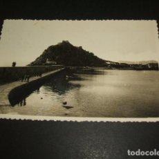Postales: AGUILAS MURCIA ESCOLLERA Y CASTILLO ED. AZNAR AGUILAS. Lote 97397575