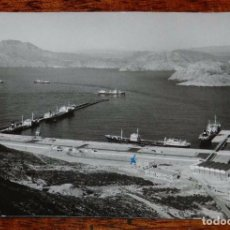 Postales: FOTOGRAFIA DE ESCOMBRERAS (MURCIA) FECHADA EN 1961 Y ESCRITA, TAMAÑO POSTAL 14,8 X 10,5 CMS.. Lote 97902915