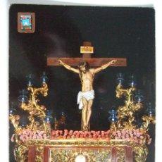 Postales: POSTAL MURCIA - CARTAGENA - SEMANA SANTA - CRISTO DE LOS MINEROS - CALIFORNIOS - JUEVES SANTO - 1964. Lote 98042431