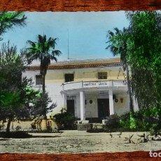 Postales: FOTO POSTAL DE SAN PEDRO DEL PINATAR, MURCIA, N.109, RESIDENCIA CRISTOBAL GRACIA, ED. RIOS, NO CIRCU. Lote 98085071