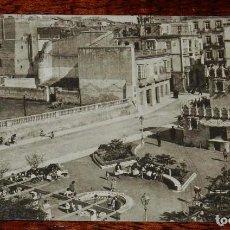 Postales: POSTAL DE CARTAGENA, N. 21, MURCIA,PLAZA DE LA REPUBLICA, ED. CASA GARNERO, NO CIRCULADA.. Lote 98085323