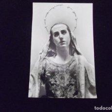 Postales: MURCIA-V44-NO ESCRITA-MUSEO SALZILLO-Nº38-LA DOLOROSA. Lote 98607043