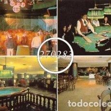 Postales: LA MANGA MURCIA Nº 98 BOITE EL BACCARA SIN CIRCULAR (SUBIRATS CASANOVAS) AÑO 1979. Lote 99851383