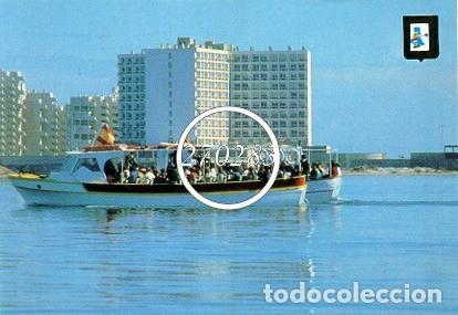 LA MANGA DEL MAR MENOR MURCIA Nº 92 HOTEL DOBLEMAR CASINO SIN CIRCULAR (SUBIRATS CASANOVAS) (Postales - España - Murcia Moderna (desde 1.940))