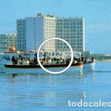 Postales: LA MANGA DEL MAR MENOR MURCIA Nº 92 HOTEL DOBLEMAR CASINO SIN CIRCULAR (SUBIRATS CASANOVAS) . Lote 99851959